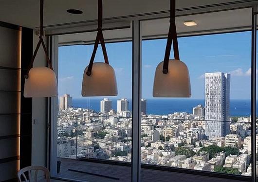 """תכנון וביצוע מיזוג אויר 300 מ""""ר במגדלי אסותא בתל אביב"""